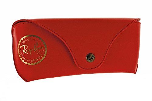 Ray-Ban - Caso de gafas - Rojo - Tamaño L