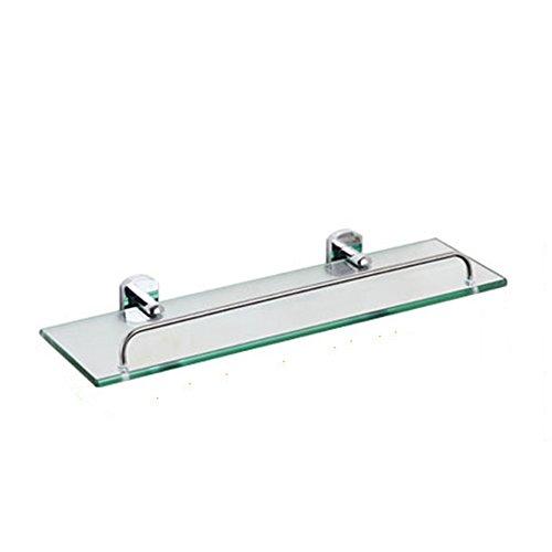 Voll Kupfer gehärtetes Glas monolayer Regale Hotel Badezimmer Spiegel rezeption Toilette kommode