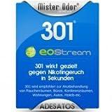 EOStream BDLC-301 - beseitigt Nikotingeruch,150 ml Flasche