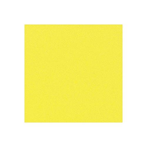 EFCO–Wachs Spannbetttuch, gelb, 200x 100x 0,5mm, 2-teilig