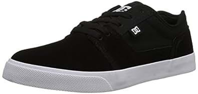 DC Men's TONIK Shoe, Black/White/Black, 10 D US