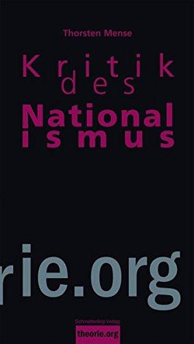 Kritik des Nationalismus (Theorie.org)