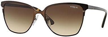 Gafas de Sol Vogue VO3962S MATTE BRUSHED BROWN