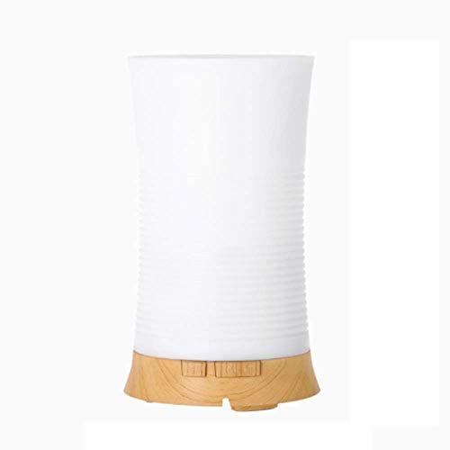 Preisvergleich Produktbild GY Mini-Luftbefeuchter,  Stille Luftreiniger,  Bunte LED-Leuchten + USB-Netzteil + Kein Lärm,  Geeignet Für Büro / Schlafzimmer / Auto