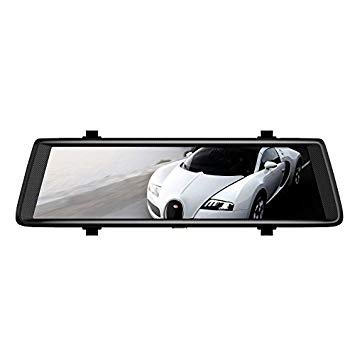 Casavidas Junsun A900 Auto DVR Kamera Spiegel 3G 10 Zoll Full Touch Android 5.0 Quad Core GPS WiFi Dual Lens A900 Kamera