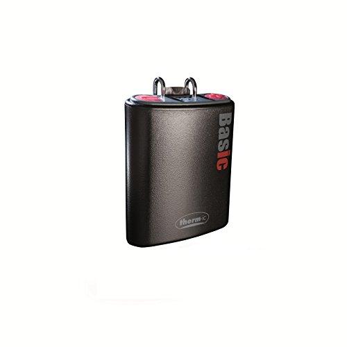 Thermic Basic - Pacco batterie di alimentazione per riscaldamento, colore: nero