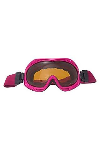 Mountain Warehouse Womens Ski Goggles Bright