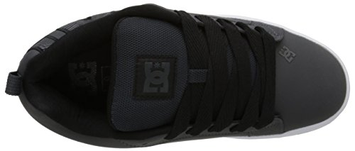 DC Shoes Chase Shoe D0302100, Sneaker uomo Grey/Black