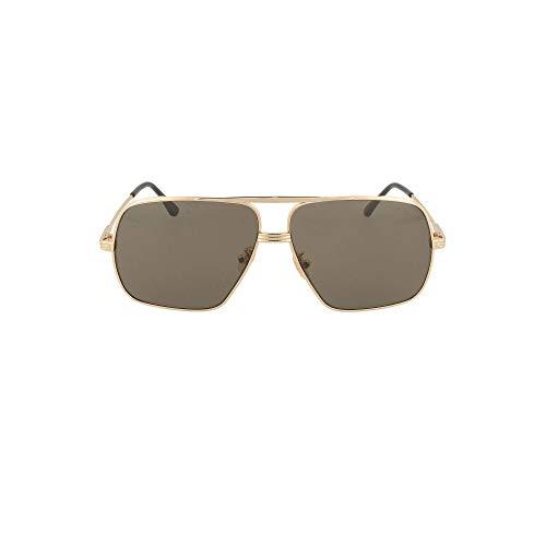 Tom Ford FT0735 Sonnenbrille Unisex Gold
