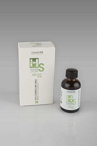 Emmedi HS Haaröl Wohlfühlbehandlung mit Arganöl und Beta-Karotin für alle haartypen ( 1 x 30ml )