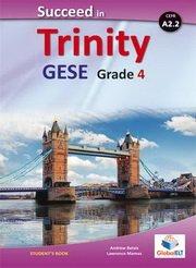 Succeed in Trinity GESE grade 4. CEFR A2. Self study edition. With key. Per la Scuola media. Con CD Audio formato MP3. Con Self-study guide. Con espansione online
