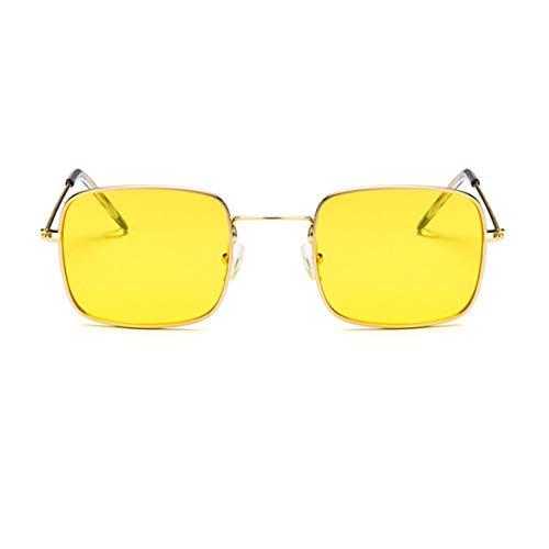Noradtjcca Klassische runde Rahmen-Glas-Frauen-Mann-Sonnenbrille-Berufungs-Feiertag Foto-Augen-Dekorations-einzigartiges Design nehmend