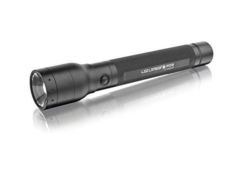 LED Lenser P17R Lampe Torche Rechargeable LED Noir