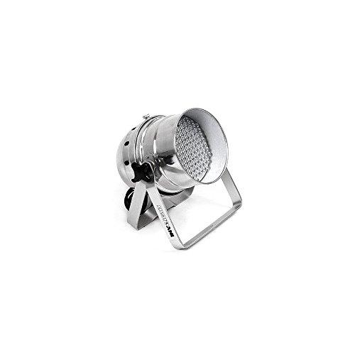 Involight LED PAR 56 Proyector de suelo CR 108 de plata LED RGB