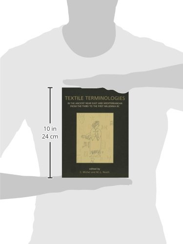 Textile Terminologies in the Ancient Near East and Mediterranean from the Third to the First Millennia BC (Ancient Textiles Series)
