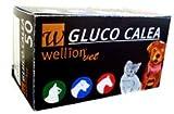 Med Trust WellionVet Gluco Calea Blutzucker Teststreifen, Option:50 Teststreifen