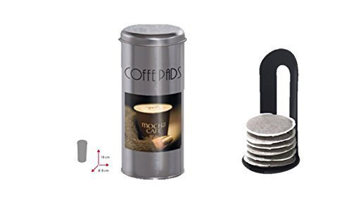 Coffee Pad Box Motiv Mocca