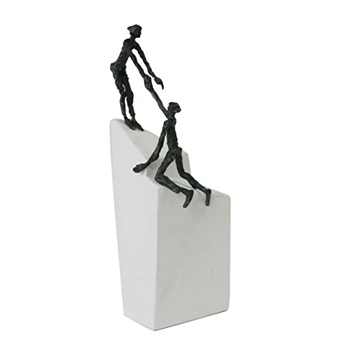 MaMeMi Zu zweit gehts III - Kött-Gärtner Luise - Bronze Skulptur