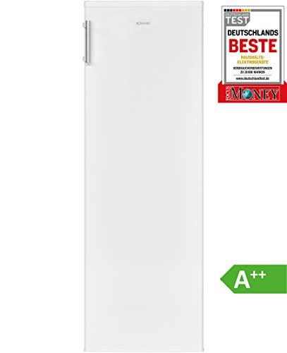 Bomann VS 3173 Vollraumkühlschrank/A++ / 168.7 cm / 108 kWh/Jahr /300 L Kühlteil/Air flow/LED-Innenraumbeleuchtung
