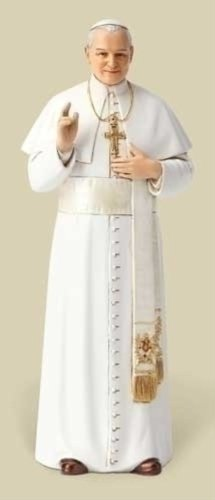 Joseph Studios Papst St. John Paul II Religiöse papsttums Figur