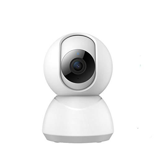 Baby Monitor HD 1080P WiFi Sicherheit IP Kamera Wireless 2-Wege Audio Kamera Baby Monitor Horizontal 350 Grad (Sicherheits-monitor-kamera)