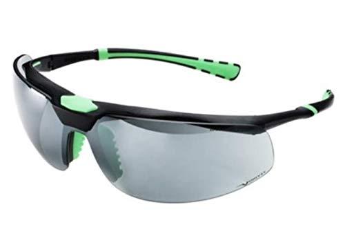 Univet 5X 3hoch Technologie Schutzbrille mit Smoke Flash Spiegel Linse