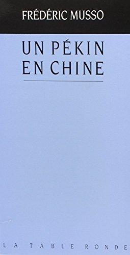 Un pékin en Chine