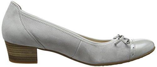 Gabor Comfort, Escarpins Femme Gris (light grey 40)