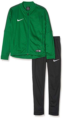 Nike Academy16 Yth Knt Tracksuit 2, Chandal Infantil, Verde pine green/Black/Gorge green/White, talla...