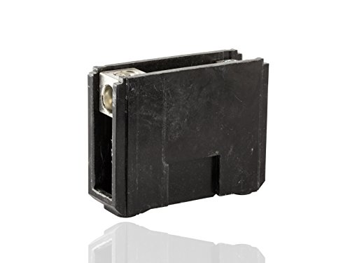 Power Distribution and Terminal Block, Connector Blok - Double Primary - Multiple Secondary, 350MCM-6 AWG Line and 2/0-14 AWG Load Side Configuration, 2.90 Width, 3.25 Height, 5.50 Length by NSI Nsi Power Distribution Blocks