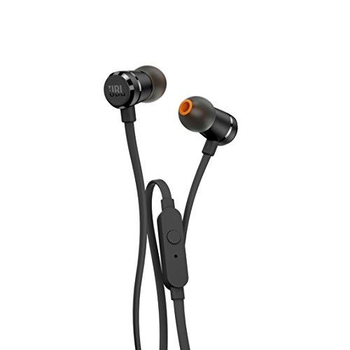 JBL T210 - Auriculares Intraaurales con el Potente sonido Pure Bass de...