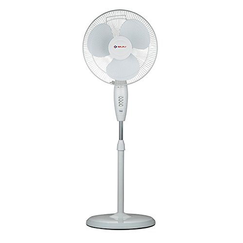 BAJAJ Esteem Pedestal Fan Tpw Fans By Garihs  available at amazon for Rs.2265