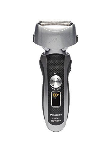 Panasonic es-lt41-k ARC3Wet Dry Elektrischer Rasierer, Herren 3federnd schnurlose mit flexibler schwenkbarer Kopf, Wet/Dry Razor-maschine Für Männer