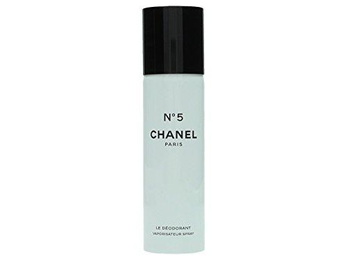Chanel Frauen, Parfum Für (Chanel No5 Women, Deodorant, 1er Pack (1 x 100 ml))