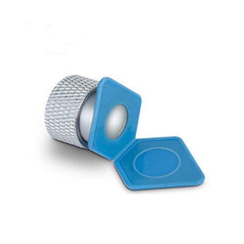 Supereyes S002 Makroobjektiv Lupe Mikroskop für Smartphones iPhone Samsung Tablets