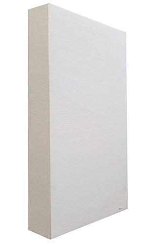 GIK Acoustics 700461534129Monster Bass-Trap–Brilliant Weiß