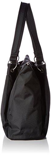 Bogner Leather DARIA, Sacs portés épaule Noir - Schwarz (black/teak 090)