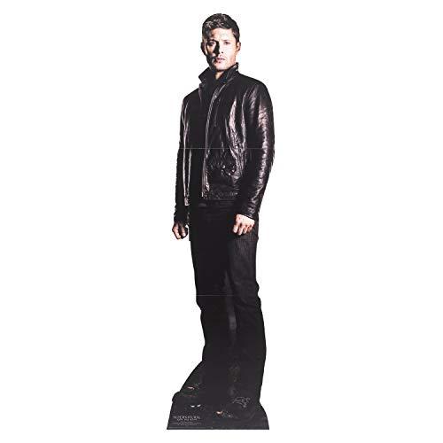 Star Einbauöffnungen Dean Winchester Hunter Supernatural Life Größe Pappe mit Mini Tisch Top, Multi Farbe