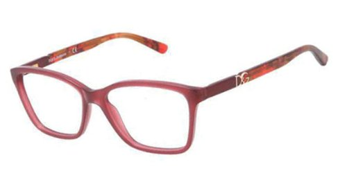 Dolce & Gabbana BORDEAUX WITH DEMO LENS