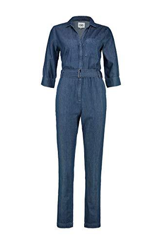 CKS Jumpsuit Zahedan Utility-Jumpsuit Jeans-Overall Light Blue, 40