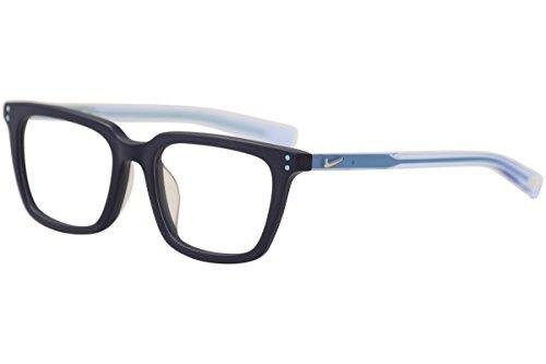 Nike Unisex-Kinder 5KD 410 47 Brillengestelle, Matte Obsidian/Silver,