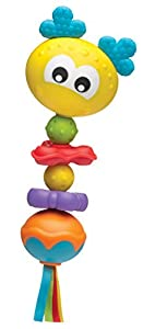 Playgro - Mordedor sonajero gusano (0183926)