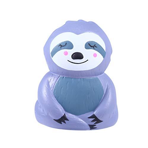 er Cokey Butt, YUYOUG 10cm Squishies Kawaii Cartoon Cokey Butt Super langsame aufsteigende Creme duftende Stressabbau Weiches Squishies Geschenk ()