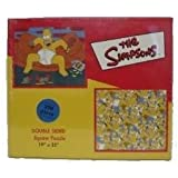 The Simpsons 200 Piece Double Sided Jigsaw Puzzle