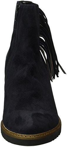 Gabor Shoes Fashion, Stivaletti Donna Multicolore (pazifik/Zinn/schw. 36)