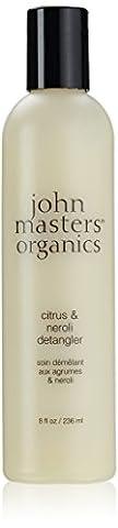 John Masters Organics citrus and neroli detangler, Spülung, 236 ml