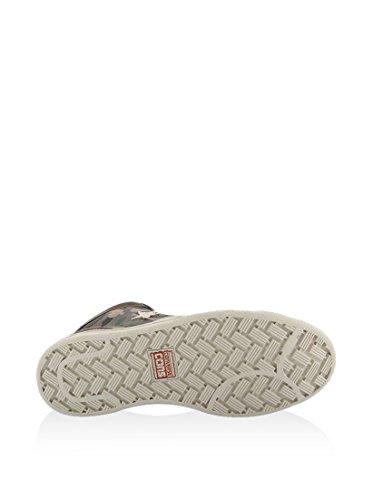Converse  Pro Leather Lp Mid Txt/Sue Z T, Baskets pour - mimetic gray