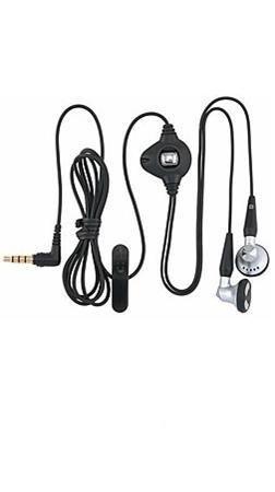 Blackberry 8300schwarz Stereo-Headset entpackt -