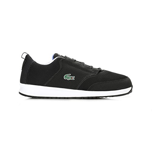 Lacoste Junior Nero/Grigio L.IGHT 117 1 SPJ Sneaker Nero/Grigio