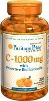 C 1000 mg with Citrus Bioflavonoids 200 Capsules
